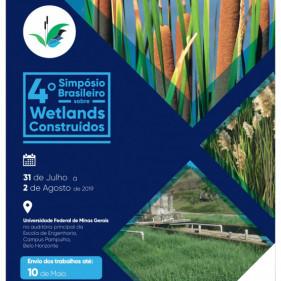 4ºSIMPÓSIO BRASILEIRO WETLANDS CONSTRUÍDOS