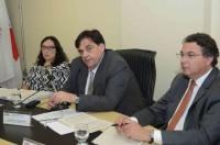 CERH discute normas sobre escassez de água