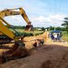 Obras do novo sistema de captação de água em Pará de Minas/MG estão 85% concluídas
