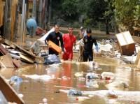 Chuvas repetem a tragédia das águas
