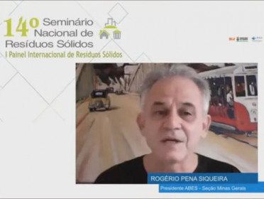 PAINEL ABES/ANA ENCERRA O 14º SNRS
