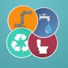 O controle social em saneamento e em saúde: análise comparativa com base nos marcos legais federais brasileiros