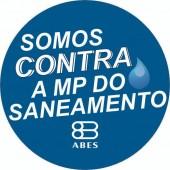 Frente parlamentar é contra aprovação da MP do Saneamento Básico