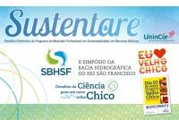 20 melhores artigos aprovados no II SBHSF serão publicados no periódico Sustentare