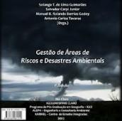 Unesp lança livro 'Gestão de áreas de riscos e desastres ambientais' grátis