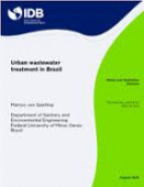 URBAN WASTEWATER TREATMENT IN BRAZIL