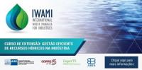 Com apoio da ABES, Câmara de Comércio e Indústria Brasil-Alemanha do Rio de Janeiro e COPPE/UFRJ promoverão curso de extensão em gestão eficiente de recursos hídricos na indústria