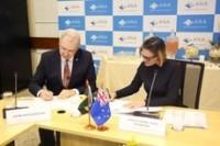 ANA e Governo da Austrália assinam cooperação sobre gestão de recursos hídricos