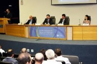 Especialistas discutem gestão de recursos hídricos
