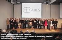 Mineiros tomam posse na nova Diretoria da Abes