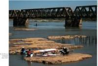 Expedição registra seca no Alto São Francisco