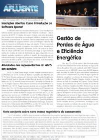 BOLETIM AFLUENTES Nº265