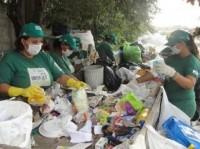 Os cinco tipos de resíduos