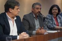 Arsae participa de ato contra a MP do Saneamento