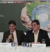 Especialistas discutem o saneamento do Brasil e de Portugal