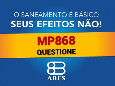 MANIFESTO CONTRA A MEDIDA PROVISÓRIA 868