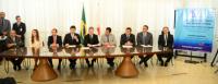 ABES participa do lançamento Comissão das Águas