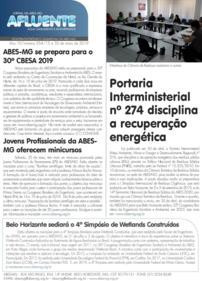 BOLETIM AFLUENTES Nº254