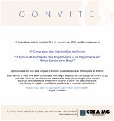 CREA promove o I Congresso das Instituições de Ensino