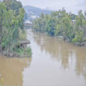 Influência do esgotamento sanitário dos rios