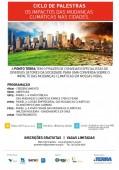 Impacto da mudanças climáticas é tema de debate