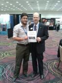 Membro do JPS participa de conferência em Las Vegas