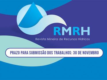 REVISTA MINEIRA DE RECURSOS HÍDRICOS