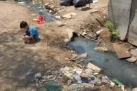 Indicadores de saneamento ficam estagnados