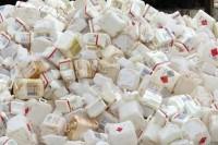 País recolhe 200 mil ton de embalagens de agrotóxicos em 10 anos