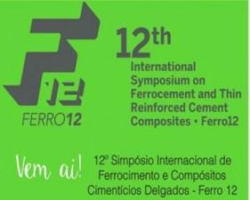 12ºSIMPÓSIO INTERNACIONAL DE FERROCIMENTO