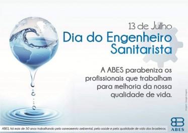 ENGENHEIRO SANITARISTA