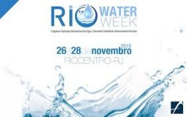 RIO WATER WEEK: CONFIRMADO