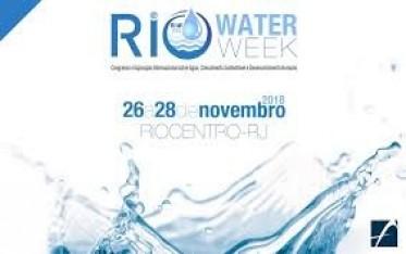 RIO WATER WEEK: CONFIRMADO