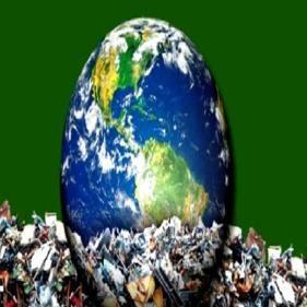 Descarte irregular de resíduos sólidos